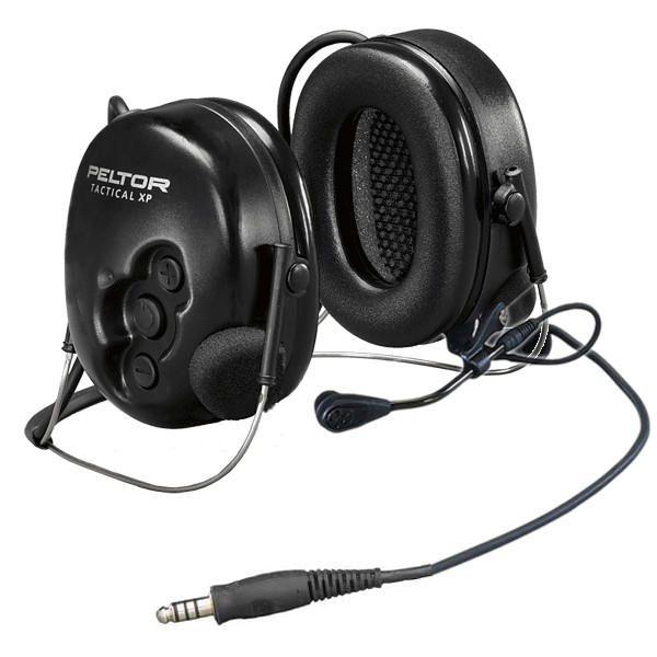 НАУШНИКИ PELTOR TACTICAL XP HEADSET MT1H7B2-07